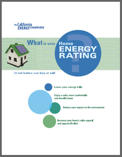 California Energy Commission Booklet for San Diego Home Buyers