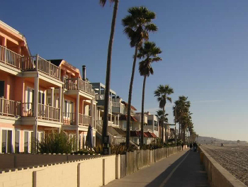 Mission Beach Condos on the Boardwalk
