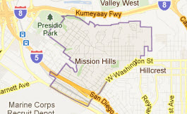 Mission Hills Real Estate Buyers Agent - 92103
